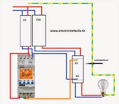 Schema Electrique Exterieur