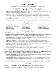 Resume Legal Secretary Job Description Template Duties ...
