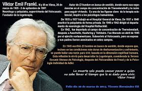 Viktor Frankl Quotes Cool Quotes By Viktor Frankl Thomas Johnson