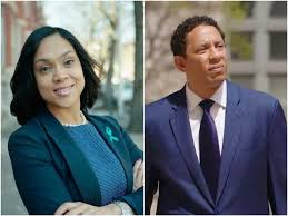 Marilyn Mosby and Ivan Bates (Courtesy Photos) | Afro