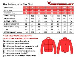 Size Charts Motopilot