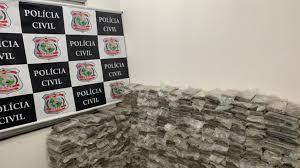 Resultado de imagem para Polícia Civil apreende 600 quilos de cocaína, maior apreensão do órgão realizada no Ceará