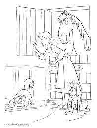 cinderella coloring pages coloring sheet top rated coloring pages princess cinderella coloring pages
