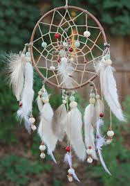 Asian Dream Catcher Luckdragon Dreamcatcher JadeWhiteCopperCrimson Asian Native 20