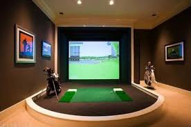 best home golf simulator. Best Practice Golf Drills At Home Simulator E
