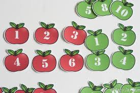 green and red apples clipart. work on the key concept in mathematics of number bonds with this free download red green and apples clipart
