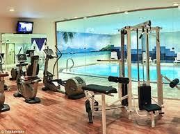 indoor gym pool. Gym With Pool Indoor E