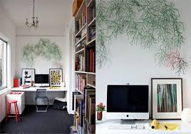 Get Work Space Interior Design Ideas with PC Set in It  Small workspace-Cool  workspaces
