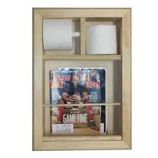 wall mount magazine rack toilet. Wg Wood Products Wall Mounted Magazine Rack And Toilet Paper Holder Mr Mount