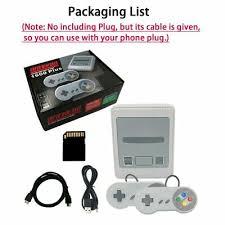 Nintendo Sega <b>64 Bit 4K HD Arcade</b> Videogioco Console HDMI ...