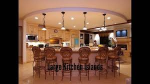 Large Kitchen Large Kitchen Islands Kitchen Designs Gallery Youtube