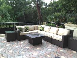 gas patio table. design outdoor sofa set with gas fire pit table of patio furniture