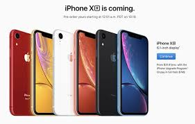 Apple Phones Comparison Chart Should You Buy An Iphone Xr Or Used Iphone X