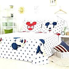 mickey mouse bedding set queen size sets amazing