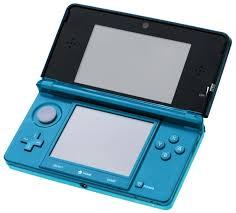Nintendo Handheld Game Consoles Comparison Tables
