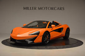 2018 mclaren 570s spider. fine 2018 new 2018 mclaren 570s spider  greenwich ct on mclaren 570s spider