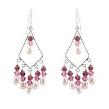 hot pink chandelier crystals chandelier pink crystal and pearl earrings pink crystal chandelier table lamp pink crystal chandelier light