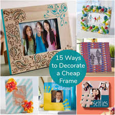image decorate. 15 Ways To Decorate A Cheap Frame Image