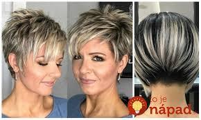 Kratšie Vlasy Dámam Po 40 Tke úžasne Pristanú 19 Inšpirácií Na