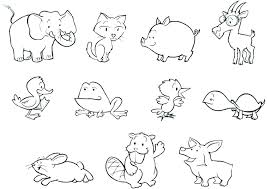 zoo coloring pages to print o animal coloring pages printable page for toddlers ocean farm animals