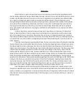 black holes essay