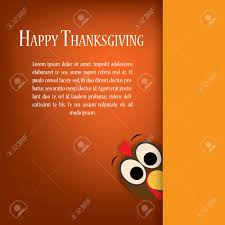 thanksgiving turkey vector holiday card template traditional holiday card template traditional background for party invitations or postcards