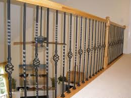 Staircase Railing Ideas stairs glamorous stair rail parts deckorators balusters outdoor 7801 by xevi.us