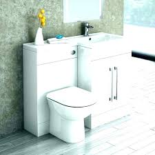 shower toilet sink combo unit stall removed and t