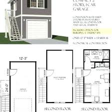 Two Story Garage Plans Garage Apartment Plans One Story Woodworking  Projects One Story Garage House Plans .