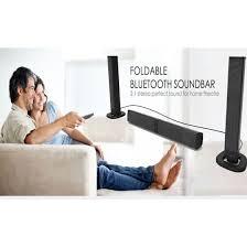 Shop <b>BS</b>-<b>36</b> Multifunction <b>Sound</b> Bar BT Speaker Foldable and ...