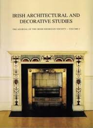 irish architectural and decorative stus the journal o reilly sean editor
