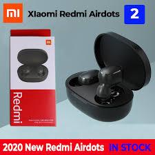 2020 <b>New Original Xiaomi Redmi</b> Airdots 2 TWS Earphone Wireless ...