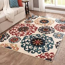 better home and garden rugs. Brilliant Better Better Homes And Gardens Suzani Area Rug Cream 6u00277 Inside Home And Garden Rugs G