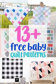 Quilt Patterns For Babies Best Ideas
