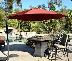 coolaroo 12 ft round cantilever patio umbrella hayneedle umbrellas
