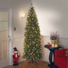Carolina Full Hayneedle Ft Non Pre Lit Artificial Christmas Trees Kingswood Fir Pencil Christmas Tree
