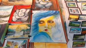 paintings and drawings all types of art work art and artist in kolkata india