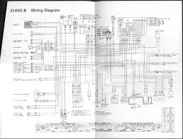 kawasaki hd wiring diagram circuit and wiring diagram wiring diagram kawasaki zl600b eliminator