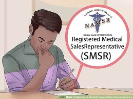 medical sales rep how to become a medical device sales representative 12 steps