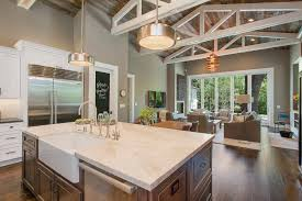 awesome quartz countertops cost with pendant lights for kitchen and wood flooring