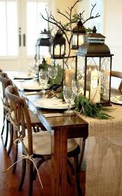 Dining Room Table Settings Exterior