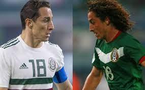 Andrés guardado, 34, from mexico real betis balompié, since 2017 central midfield market value: Guardado Suena Con 5 Mundial Con Mexico Aunque Ya No Tenga 25 Anos Mediotiempo