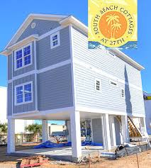 new construction myrtle beach. Beautiful New South Beach Cottages For New Construction Myrtle S