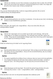 Werken Met Ms Paint Vulemmer3 Opties3 Kleur Selecteren3