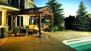 cost to build a pergola yourself over patio uk cost to build
