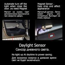 Ram Door Projector Lights 2x Car Door Welcome Lights For Dodge Ram Blue Logo