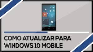 A atualização via ota deve chegar até dia 14 deste mês. Como Atualizar Lumia 520 Para Windows 10 Mobile Youtube