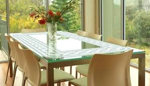 etching designer glass dining table top fgdted20 flair glass glass for dining table top round glass