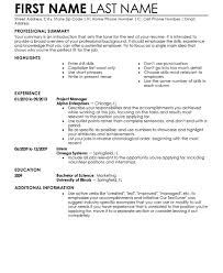 ... Create Your Own Resume 8 Download Build Your Own Resume ...