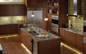 Lighting For A Kitchen Kitchen Under Cabinet Lighting Options Countertop Lighting Ideas